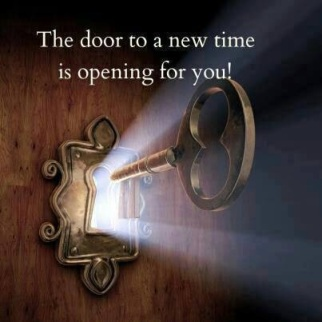 Door to a new time